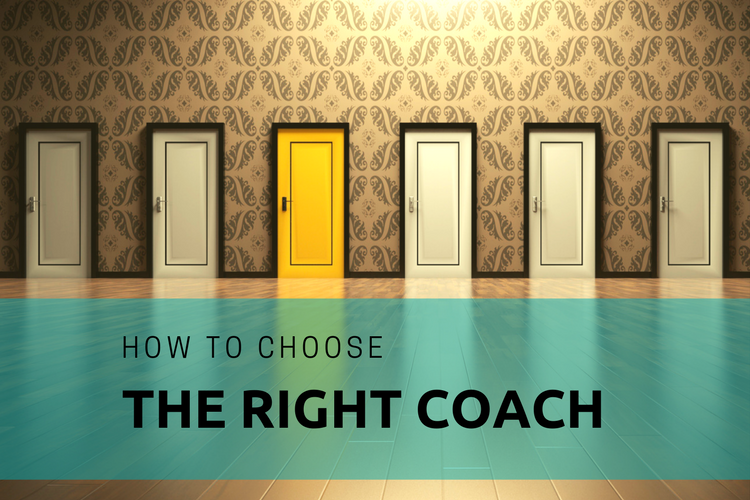 How to Choose the Right Coach