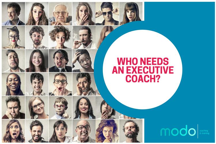 Who Needs an Executive Coach
